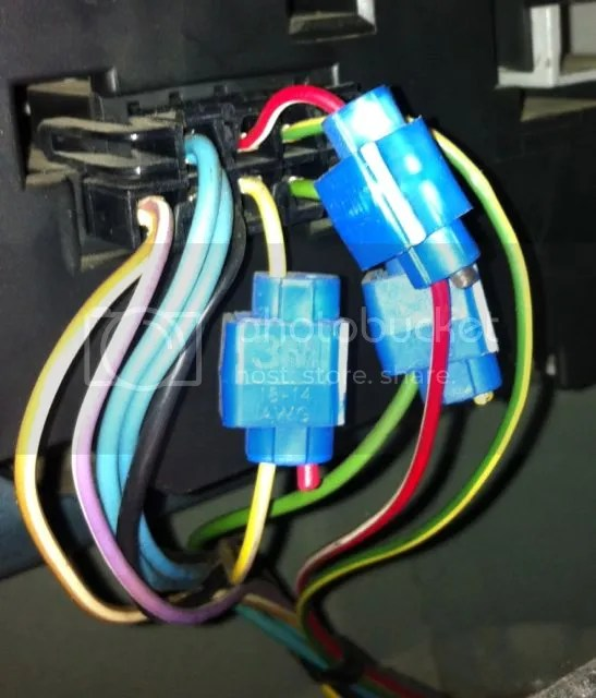 trailer lighting wire harness install - Volvo Forums - Volvo