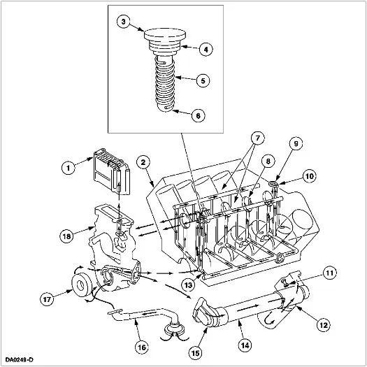 vt 365 engine schematics