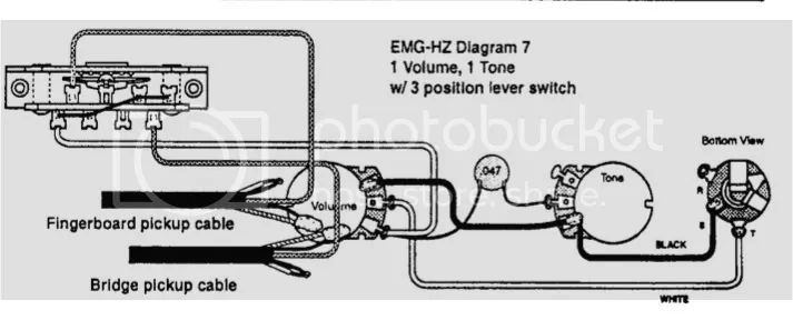 wiring diagram emg 707