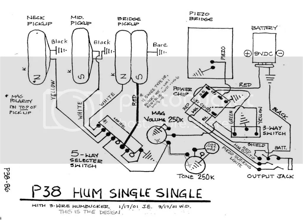 P-38 Wiring Diagram (POSTED HERE!!!)