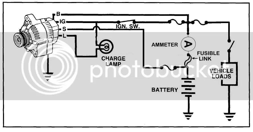 diagram denso for alternator s7605061 02