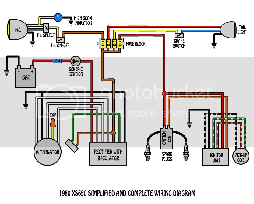 7 Wire Cdi Diagram Smart Wiring Electrical Wiring Diagram