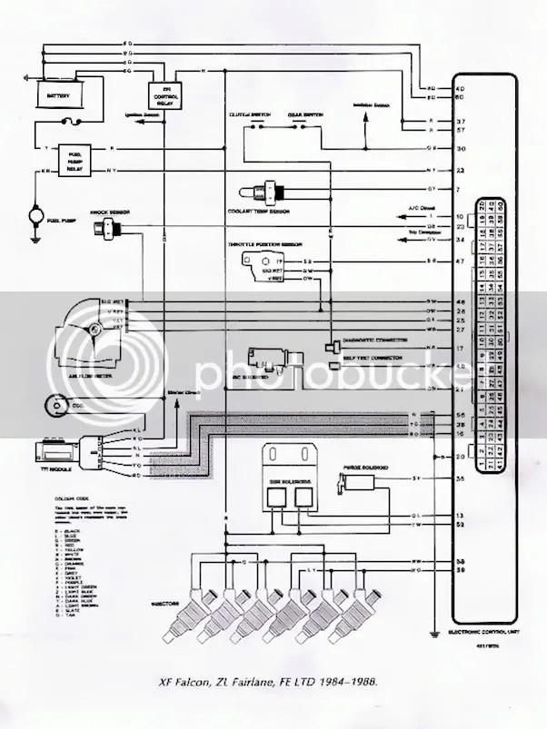 Xf Falcon Alternator Wiring Diagram Online Wiring Diagram