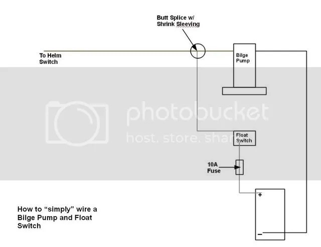 WIRING 101Bilge Pump/Float Switch - The Hull Truth - Boating and