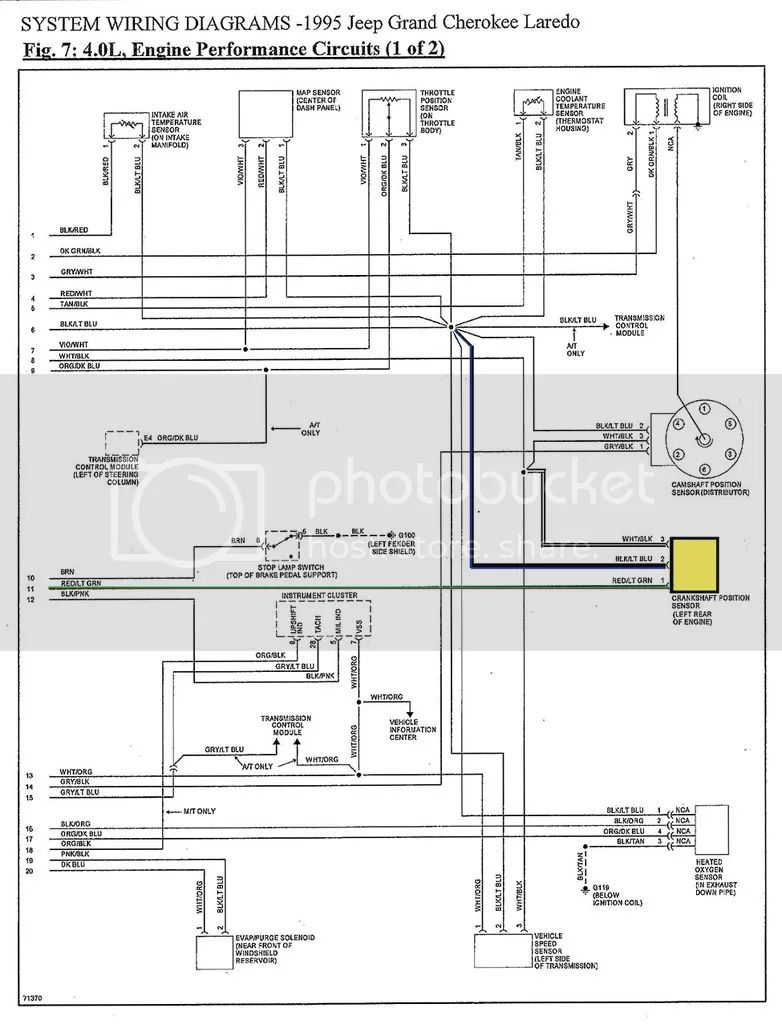 cdi ignition wiring diagram 5 wires