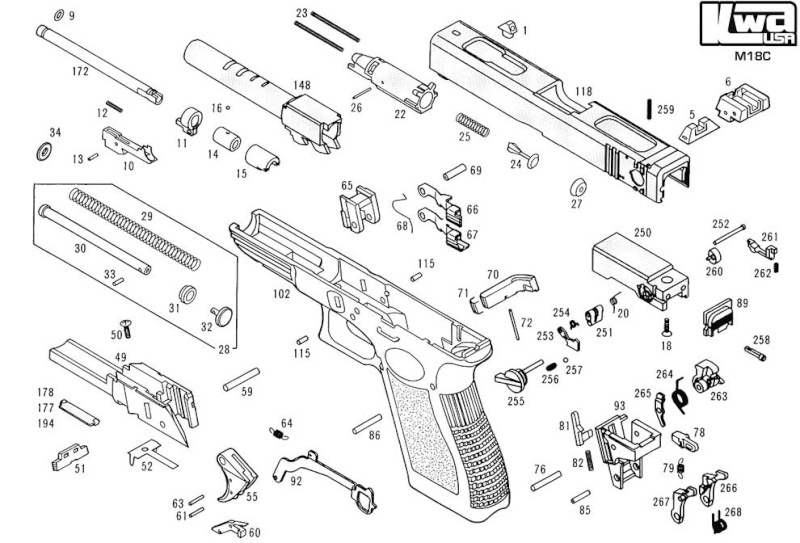 kwa g18c diagram