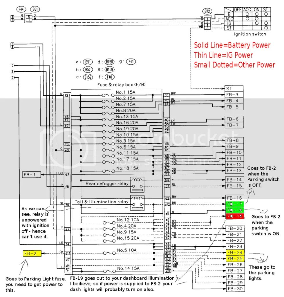 2000 2 5rs wiring diagram
