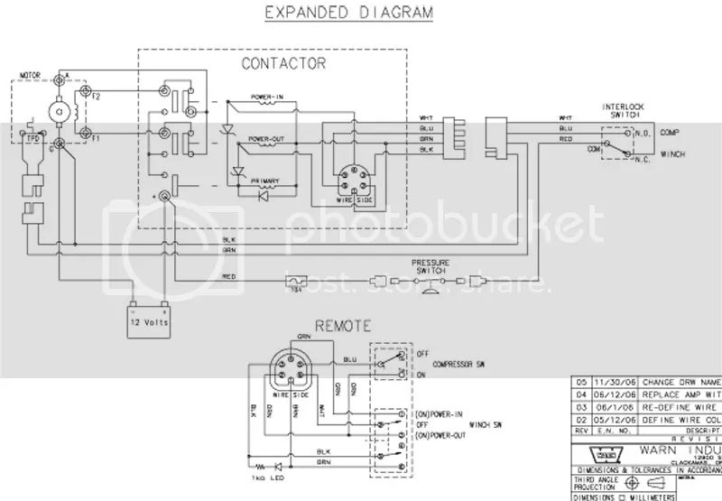 warn powerplant dual force hp wiring diagram