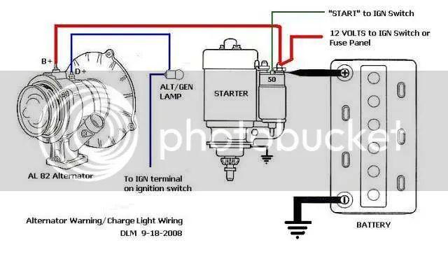 1974 vw generator wiring