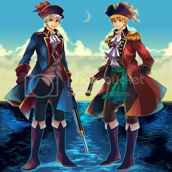 Anime Girl Chinese Dress Blue Wallpaper Pirate Prussia And Pirate England Photo By Summerangel345