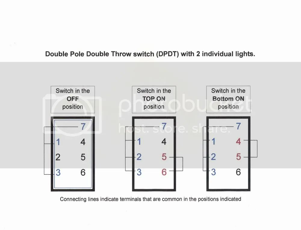 carling dpdt switch wiring