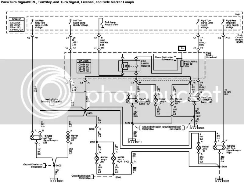 4300 Wiring Diagram Headlights circuit diagram template