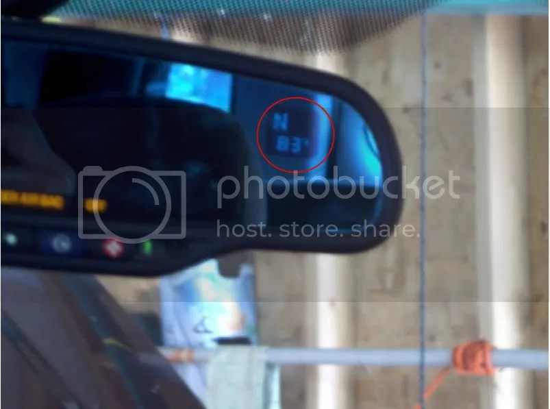 How To Add a temp / compass rear view mirror Archive - Chevy