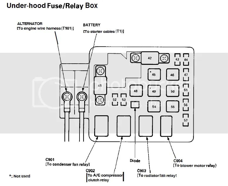 fuse box relay clicking
