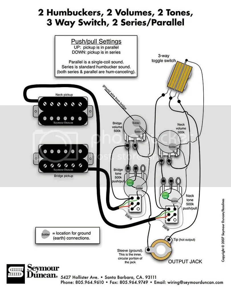 wah pedal wire diagram pic