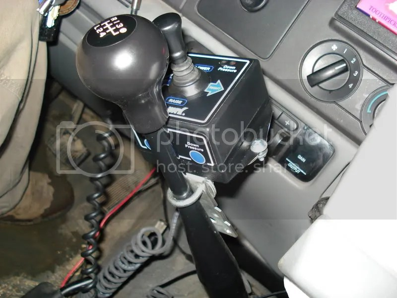 Sno Way V Plow Controller