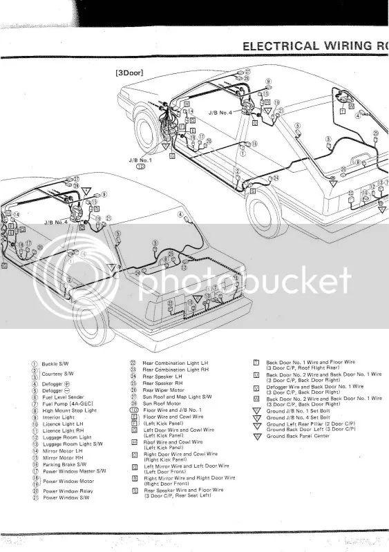 ae86 gts wiring diagram