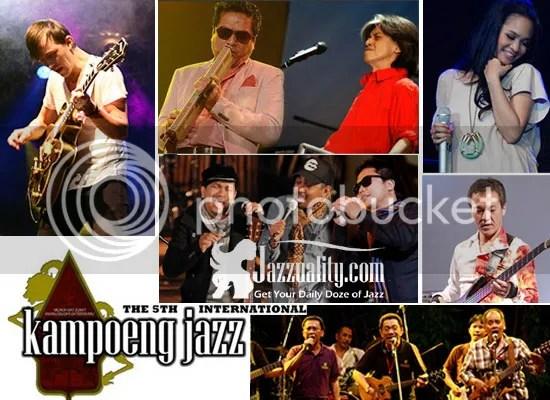 kampoeng jazz 2013, jazzuality