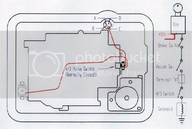 700r4 lockup wiring diagram switch