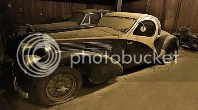 autos clasicos y deportivos abandonados (parte 2)