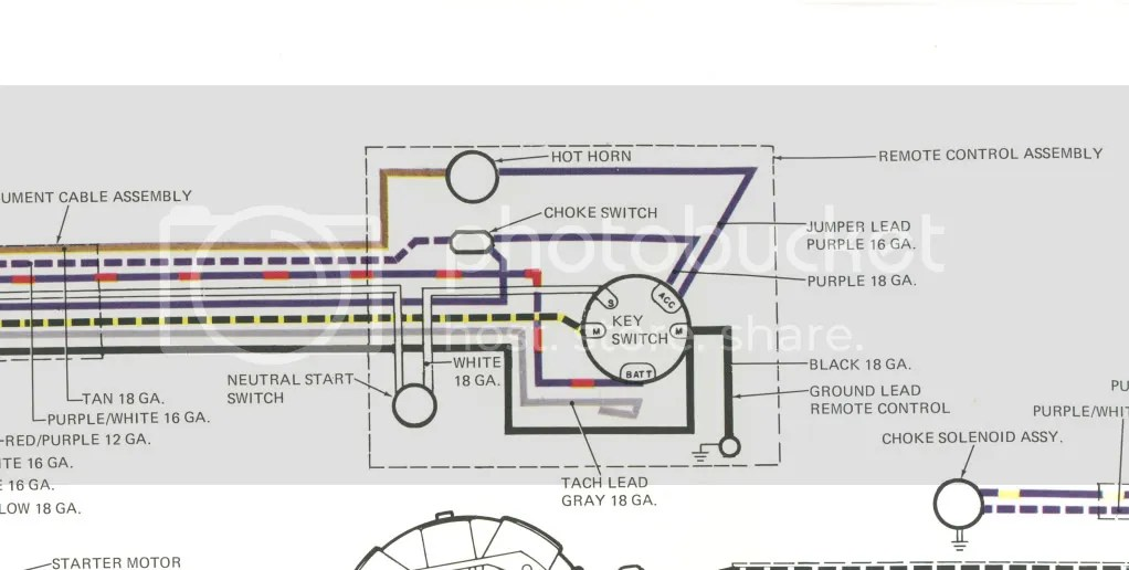 Suzuki Outboard Wiring Diagrams Wiring Diagrams