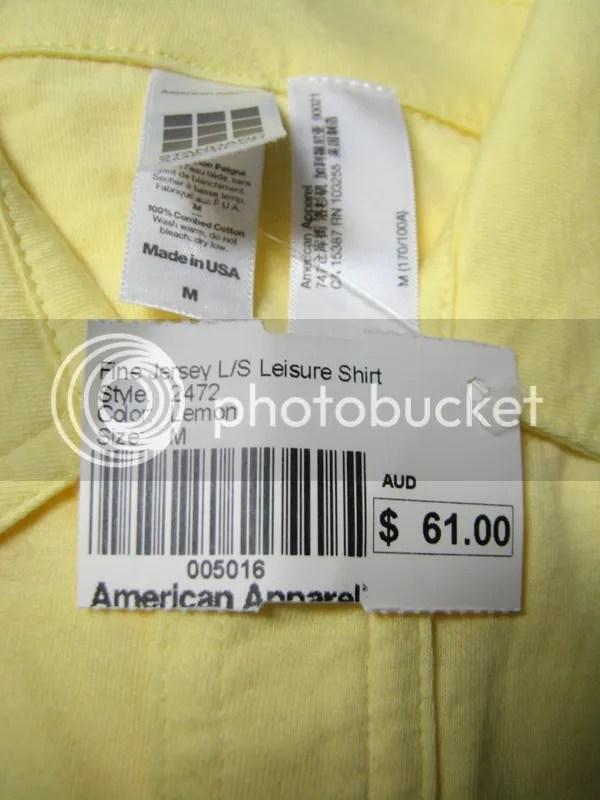 Fiercebiotech Biotech Industry Biotech News Bnwt American Apparel Unisex Fine Jersey Long Sleeve