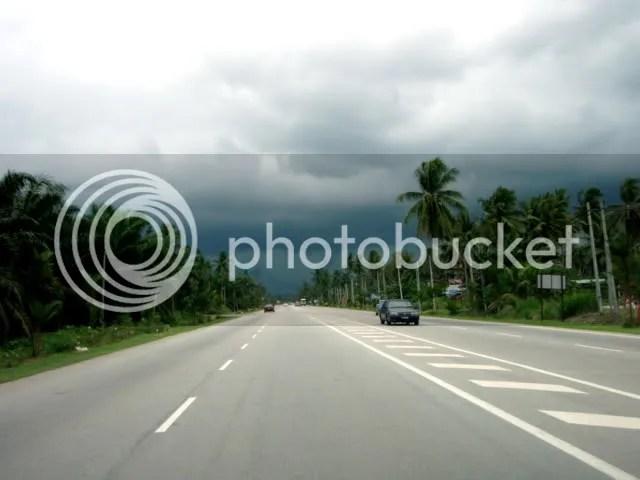 Driving in Malaysia