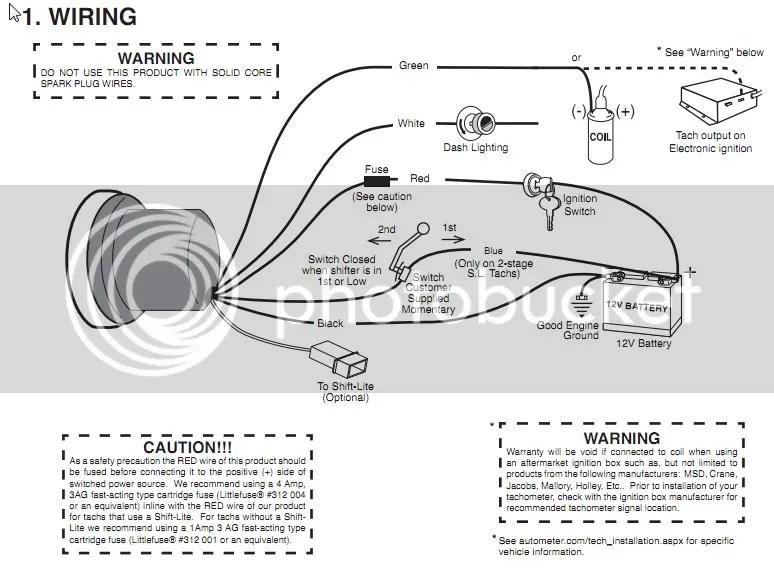 Autometer Tach Wiring Ls1 - Wwwcaseistore \u2022
