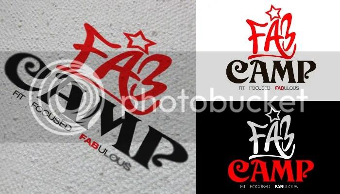 Fab Camp \u2013 Logo Design Proposal dtferilgraphix