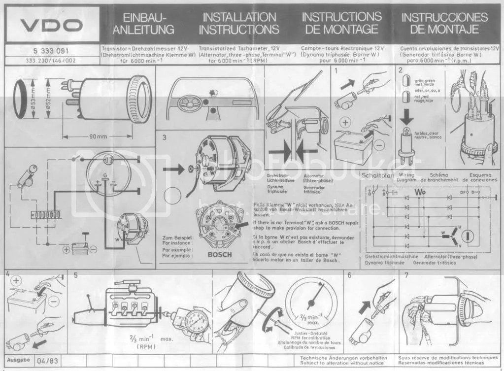 Super Pro Gauges Wiring Wiring Diagram