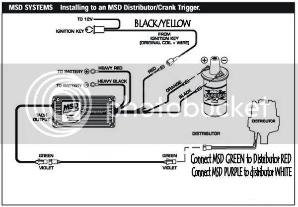 pro comp 6al wiring diagram