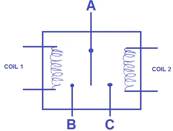 Dpdt Relay Function basic electronics wiring diagram