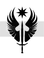 Sword With Wings Symbol