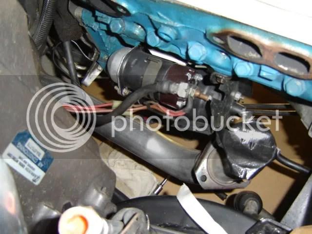 Starter Motor wiring 1977 Corvette - CorvetteForum - Chevrolet
