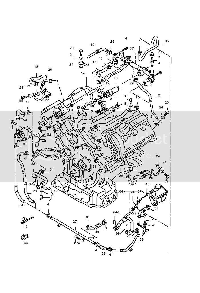2001 audi s4 engine diagram