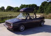 Volksforum.com - Rare Mk1 Cabrio Roof Rack