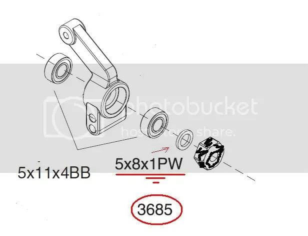 thread how to alignment wobble thread part 2 wheel hardware details