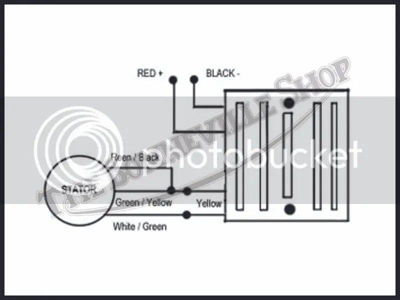podtronics regulator rectifier wiring diagram