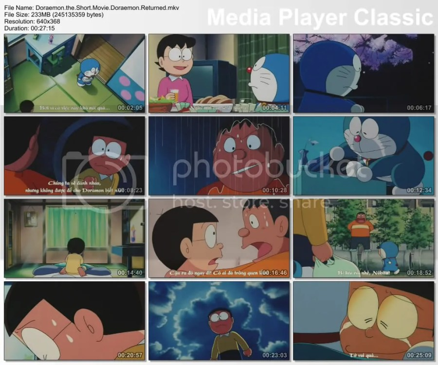 [HQ] Doraemon Returned - rất hay