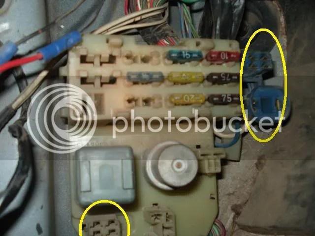 1987 toyota 4runner sr5 22re efi wiring diagram
