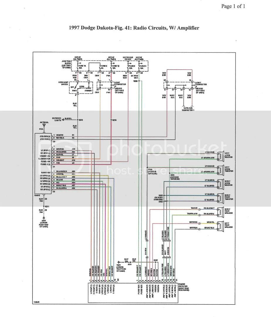 durango alpine wiring diagram