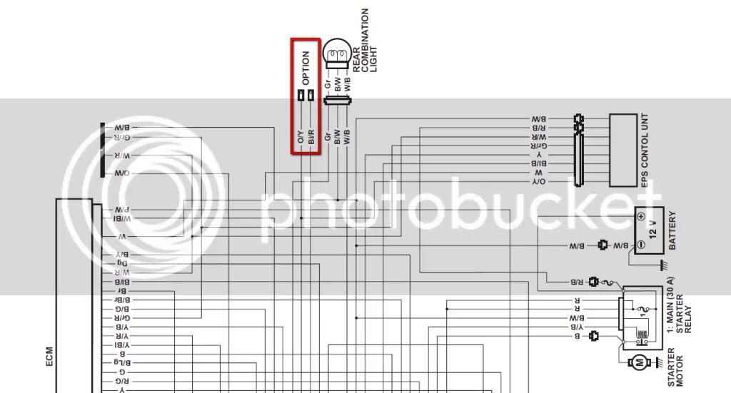 suzuki lt80 wiring harness