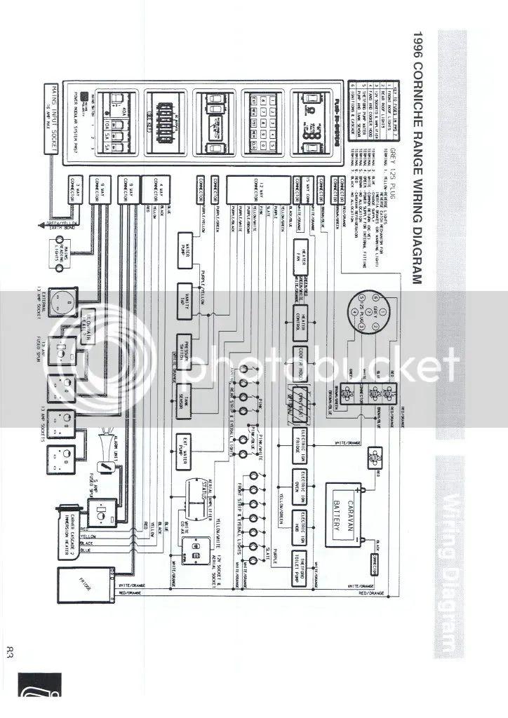 wiring diagram for grey caravan plug