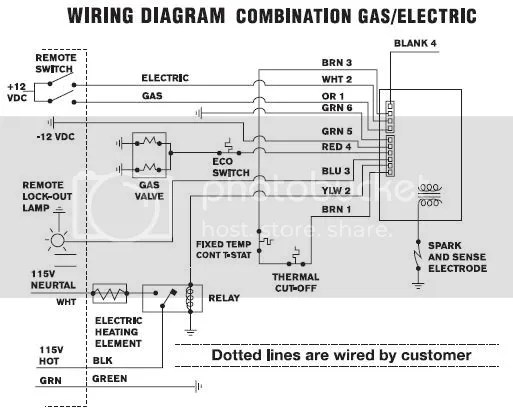 Camco Water Heater Wiring Diagram Wiring Diagram Library