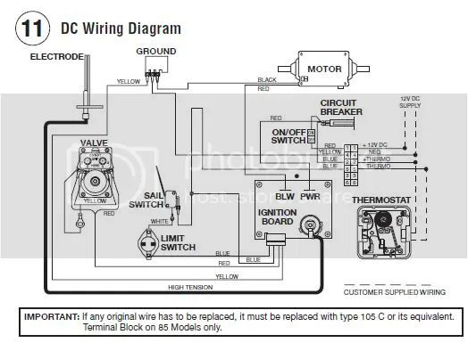 atwood thermostat 38535 wiring diagram