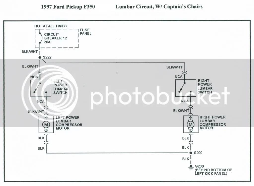 1996 F-350 Instrument panal wiring diagram Truck Forum