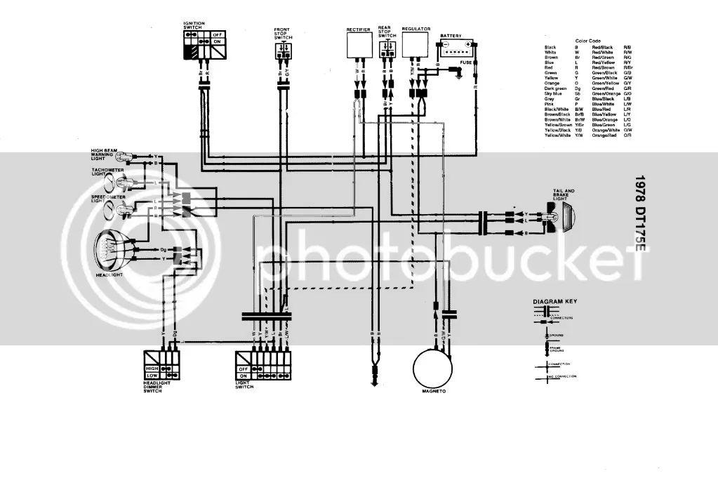 1979 k z 400 wiring diagram