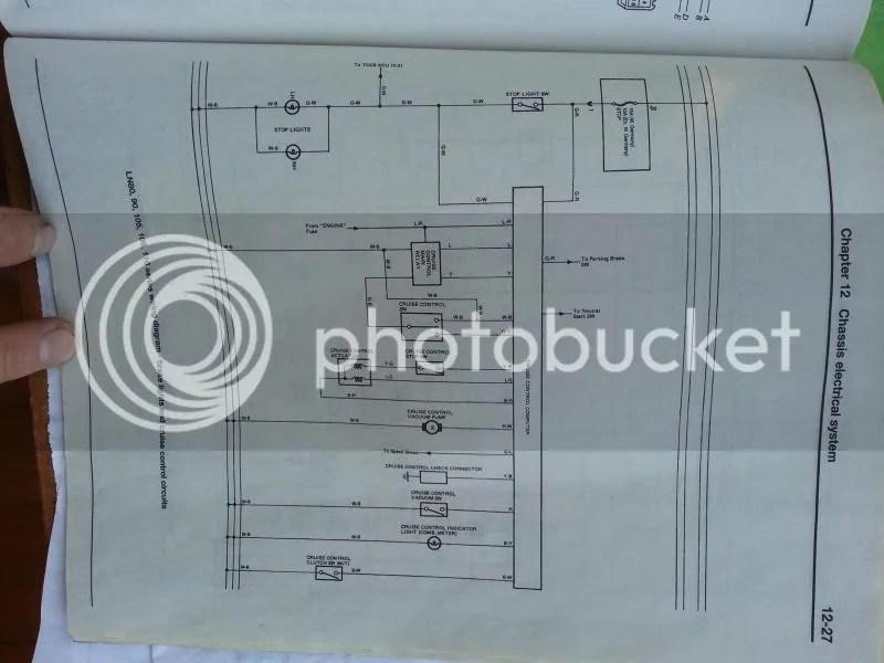 92 Hilux speedo wiring diagram needed - Offroad-Express