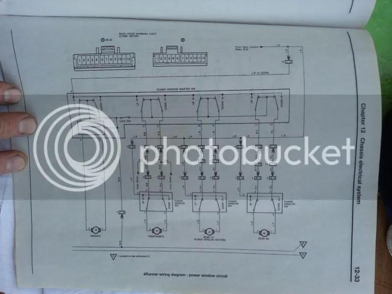 1992 toyota wiring diagram toyota camry electrical wiring diagram