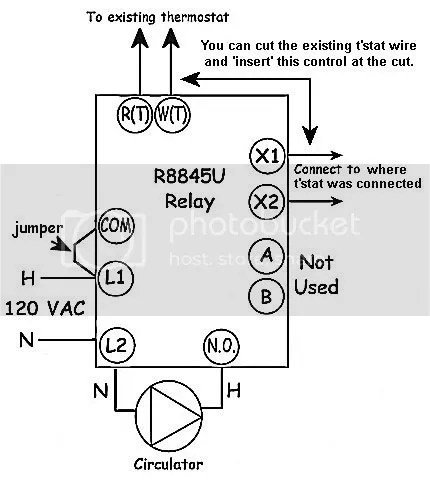 Taco Circulator Pump Wiring Wiring Diagram